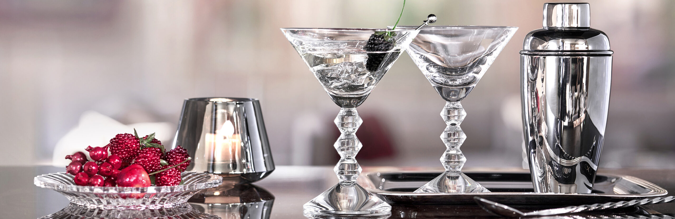 Exquisite World of Baccarat Crystal
